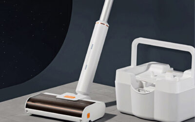 Equator Unveils Cordless Sweeper+Mop