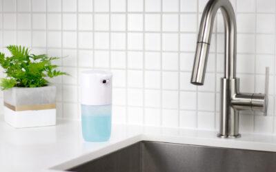 Better Living Features FOAMA Touchless Soap Dispenser