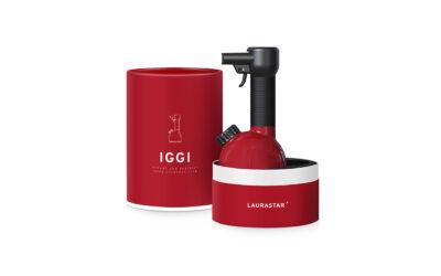 Laurastar Introduces the IGGI Hygienic Steamer