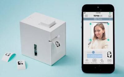 Mira Design Debuts Tepra Lite Label Printer