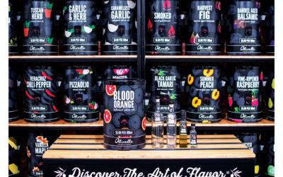 Olivelle Unveils On-Tap Oil and Vinegar Concept