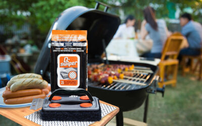 Proud Grill Features BBQ Grill Cleaner