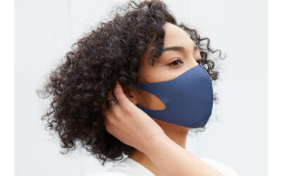 Time Concept Introduces Face Mask, Wearable Light
