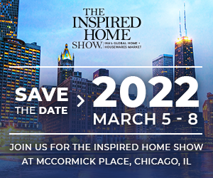 Register for The Inspired Home Show 2022!
