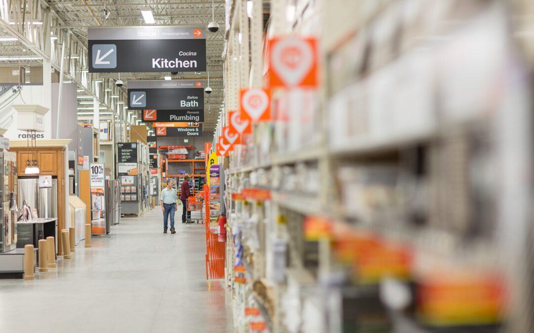 Home Depot Q2 Shows Renovation Driving Sales