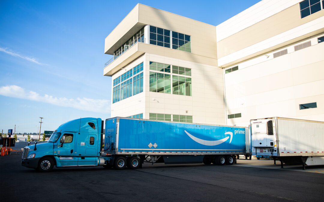Amazon Boosting New York State Operations