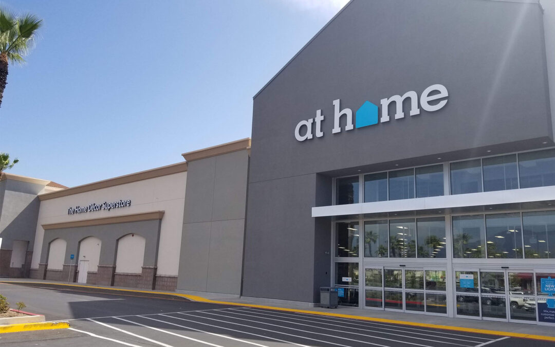 At Home Opens Three New Stores In July