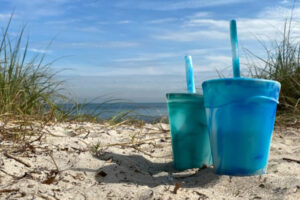 GoSili Supports Ocean Cleanup With Silicone Cups, Straws