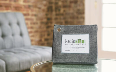 Moso Natural Unveils Air Purifying Bag
