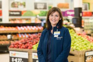 Walmart Stores Inc. Chief Operating Officer Judith McKenna