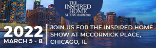 Register for The Inspired Home Show 2022