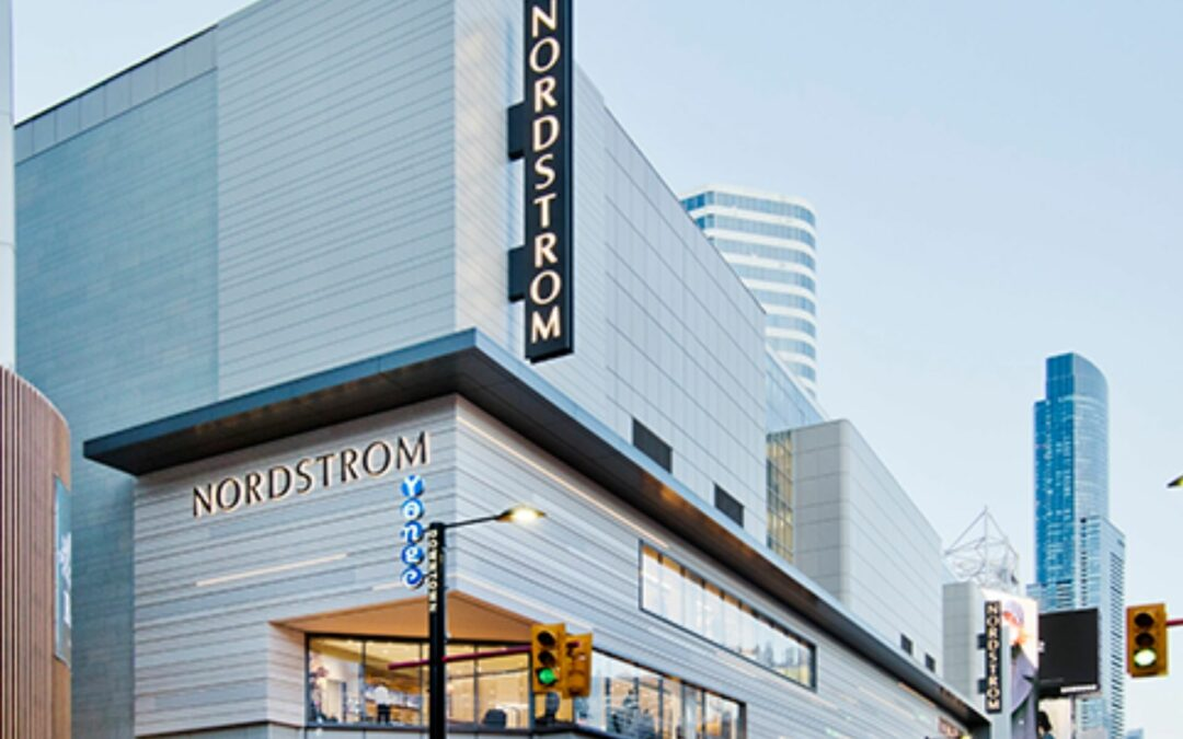 Nordstrom Q2 Sales Short of 2019 But Beat Wall Street Estimates