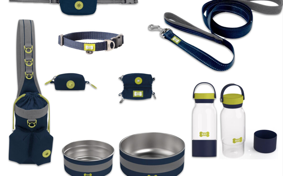 Built NY Releases Pet Product Line