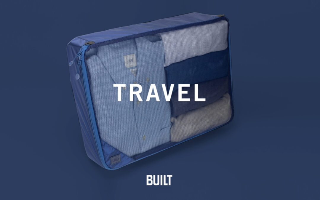 Built NY Introduces Travel Organizers