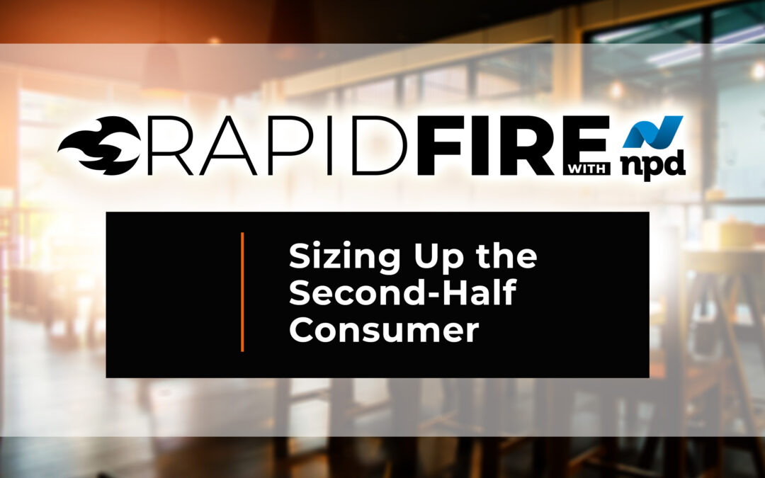 RapidFire: Sizing Up the Second-Half Consumer