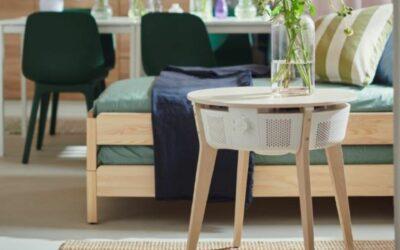 Ikea Adds Air Purifier to Smart Home Line
