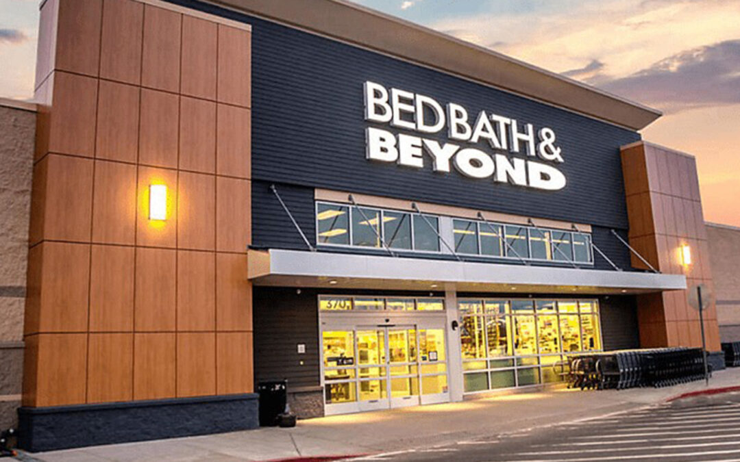 Bed Bath & Beyond Stumbles in Q2