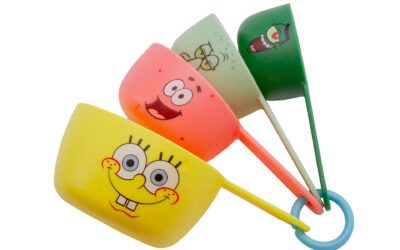 Robinson Home Releases SpongeBob Kitchen Tools