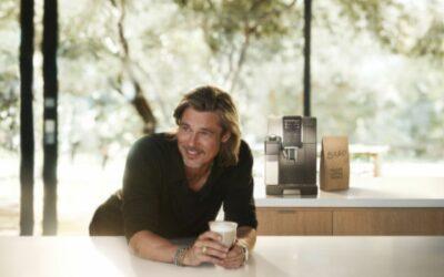 De'Longhi Releases Global Campaign Starring Brad Pitt