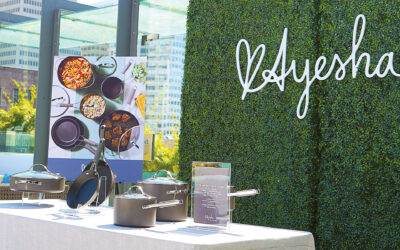 Ayesha Curry Launches 2021 Kitchenware Line with Meyer