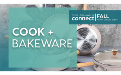 Connect FALL Virtual Product Demos: Cook + Bakeware