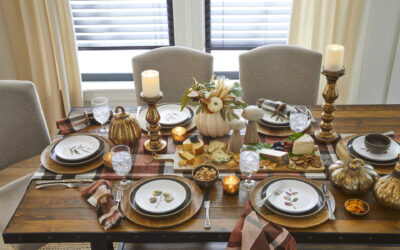 JCPenney Rolls Out Autumnal Home Assortments