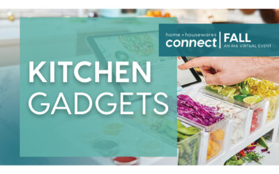 Connect FALL Virtual Product Demos: Kitchen Gadgets