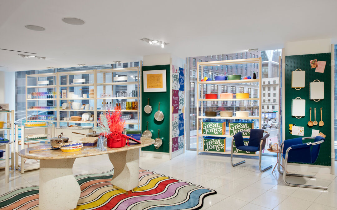 Nordstrom NYC Move Signals New Approach to Home Merchandise