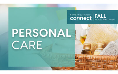 Connect FALL Virtual Product Demos: Personal Care