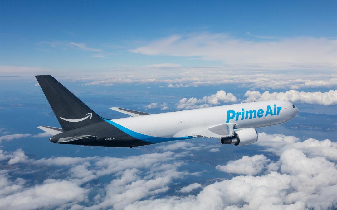 Amazon Keeps Upgrading Distribution Capabilities Including Spokane Air Hub