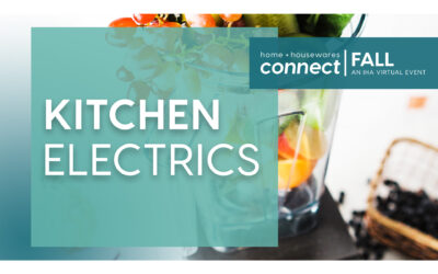 Connect FALL Virtual Product Demos: Kitchen Electrics