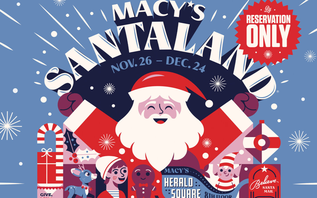 Macy's, Nordstrom Tout Entertaining Holiday Plans
