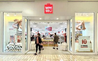 New MINISO Concept the Latest Twist in Value Retail's Development