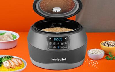 Nutribullet Unveils EveryGrain Countertop Cooker