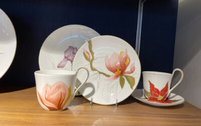 Trends Regain Their Stride at Fall NY Tabletop