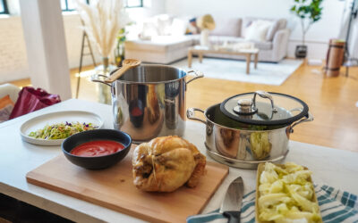 Tuxton Home Introduces All-in-One Party Pot
